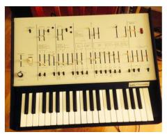 Arp Odyssey 2800 (whiteface)