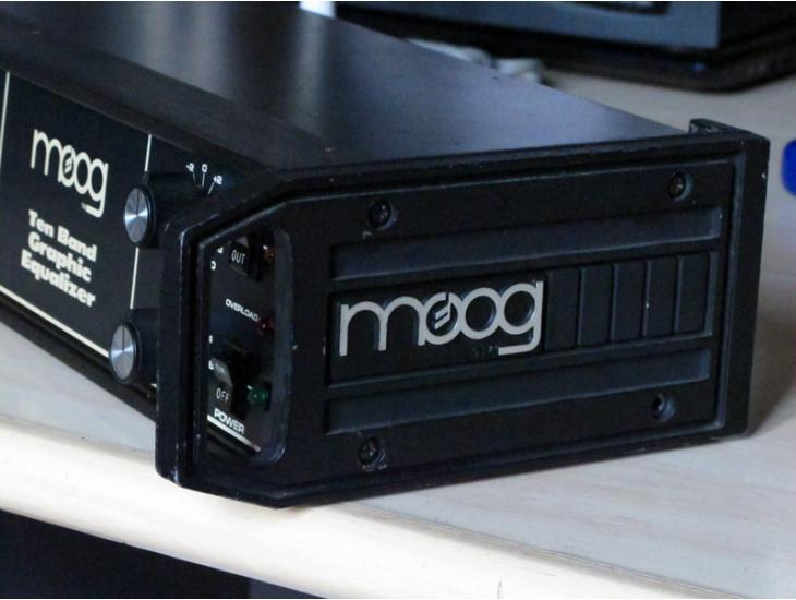 moog ten band eq sell buy and trade used modular synthesizer modules. Black Bedroom Furniture Sets. Home Design Ideas