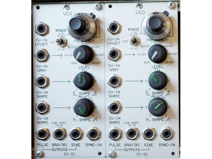 Analogue Systems VCO RS-95e