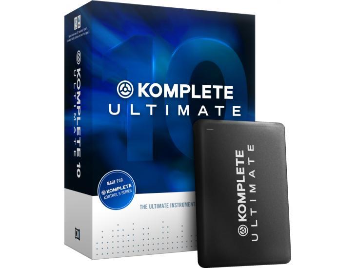 Komplete ultimate 10
