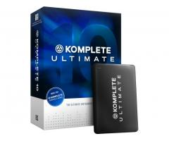 Komplete ultimate 10