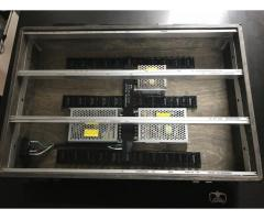 Pittsburgh Eurorack travel case STRUCTURE EP-360